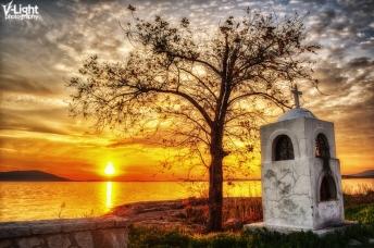 Believers Sunset by V-Light