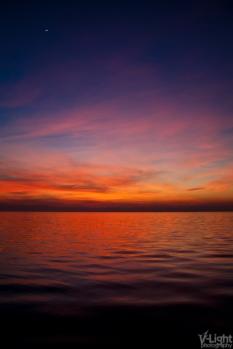 Majestic Sunset by V-Light
