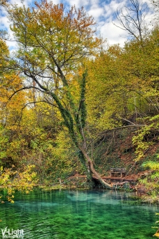 Beautiful relaxing place in Skra, Greee | 2012