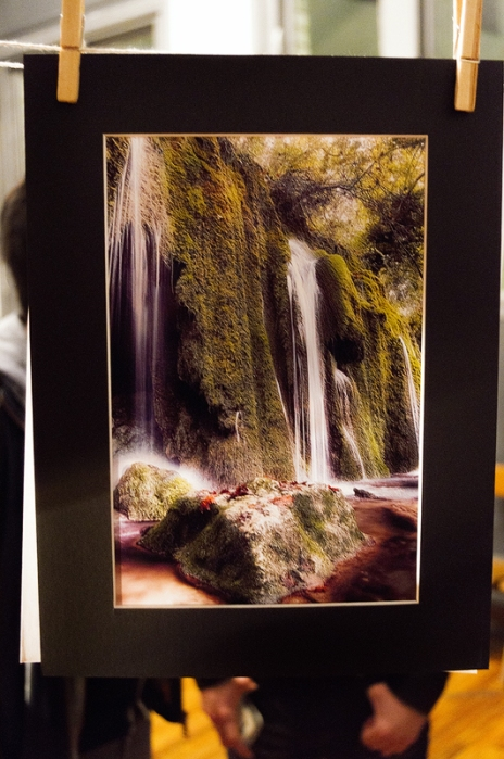 PhotoSoc 2014_Little Waterfall by V-Light