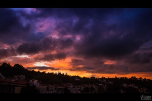 All the colors of the sky by V-Light