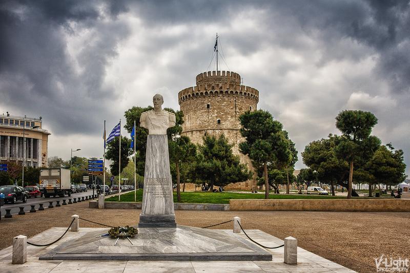 Nikolaos Votsis and the White Tower