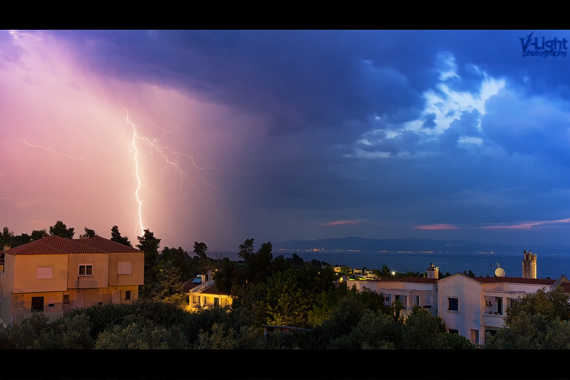A storm is coming by V-Light