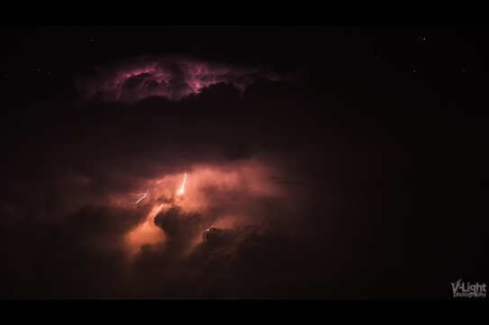 Birth of the Universe - A Thunderstorm by V-Light (1)