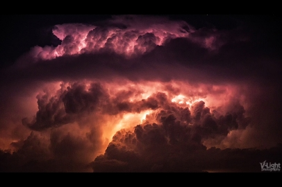 Birth of the Universe - A Thunderstorm by V-Light (10)