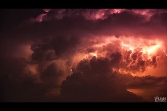 Birth of the Universe - A Thunderstorm by V-Light (11)
