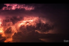 Birth of the Universe - A Thunderstorm by V-Light (12)