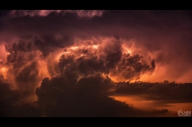 Birth of the Universe - A Thunderstorm by V-Light (13)