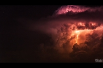 Birth of the Universe - A Thunderstorm by V-Light (15)