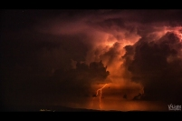 Birth of the Universe - A Thunderstorm by V-Light (17)