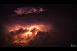 Birth of the Universe - A Thunderstorm by V-Light (3)