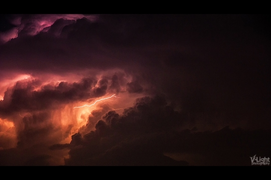 Birth of the Universe - A Thunderstorm by V-Light (6)