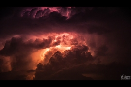 Birth of the Universe - A Thunderstorm by V-Light (7)