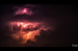 Birth of the Universe - A Thunderstorm by V-Light (8)
