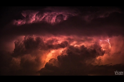 Birth of the Universe - A Thunderstorm by V-Light (9)