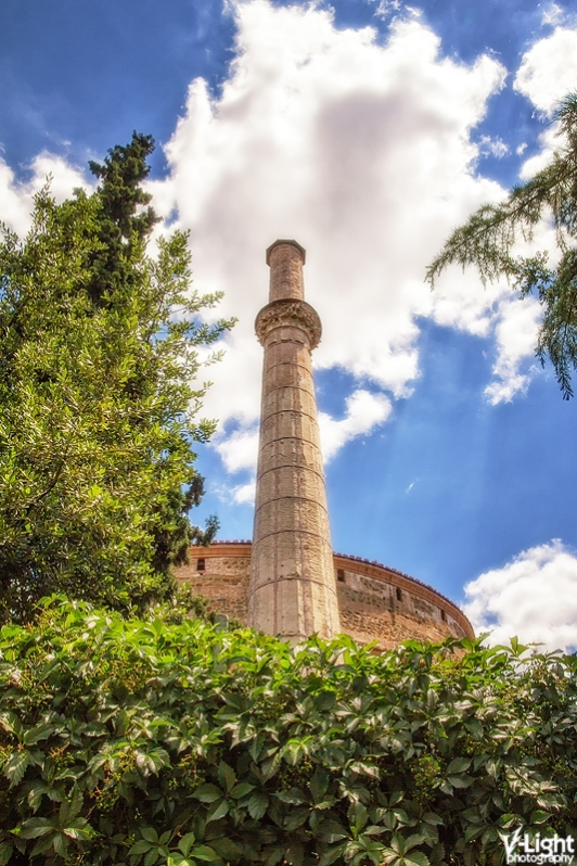 The Rotunda of Galerius - Minaret by V-Light
