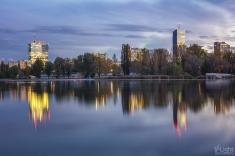 Donau Blue Hour by V-Light
