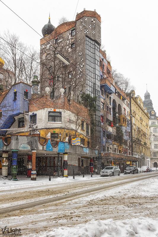 09.02.2015 | Hundertwasser Haus, Vienna, Austria