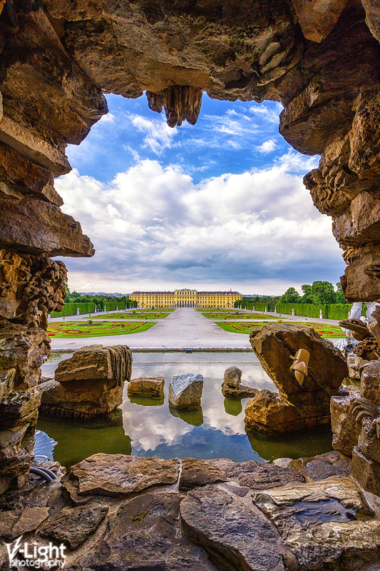 Hello Schönbrunn by V-Light Photography