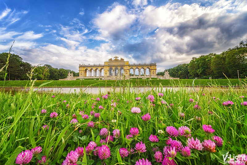 Gloriette by V-Light Photography